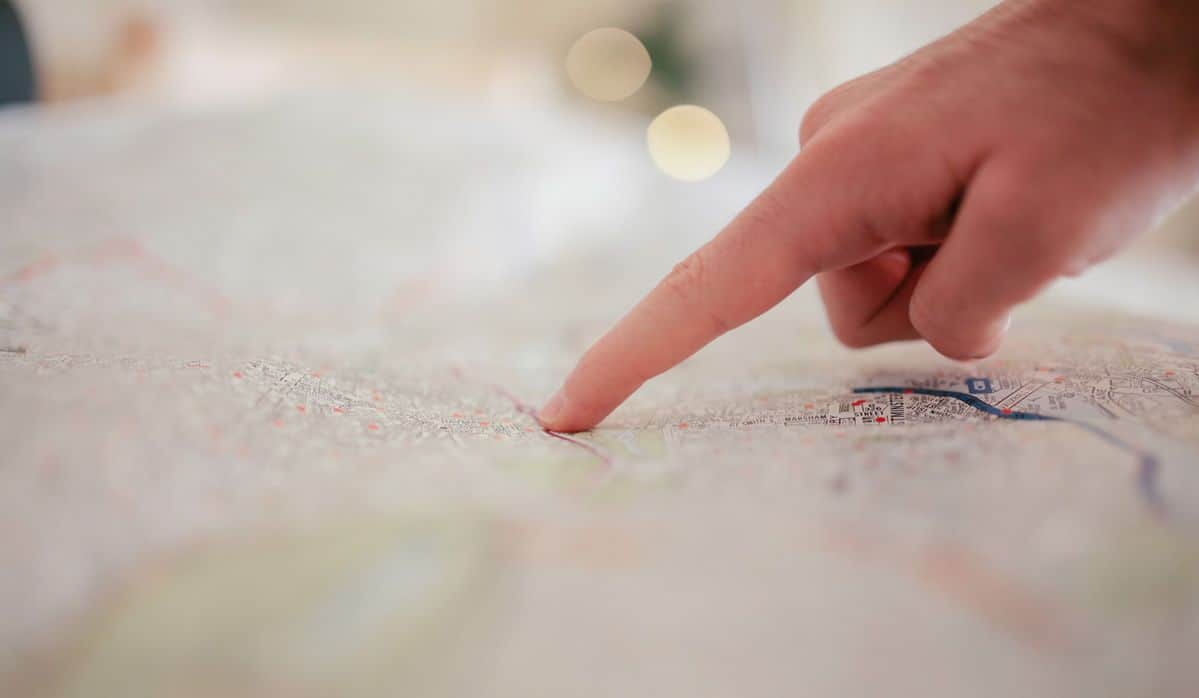 An important tool of interaction design, experience maps visualize a user's journey of using a product