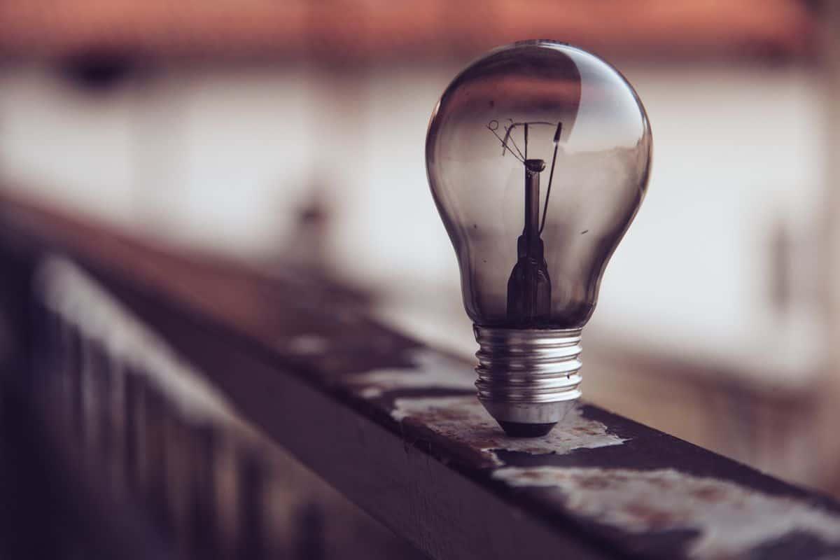 Blown light bulb like feeling uninspired