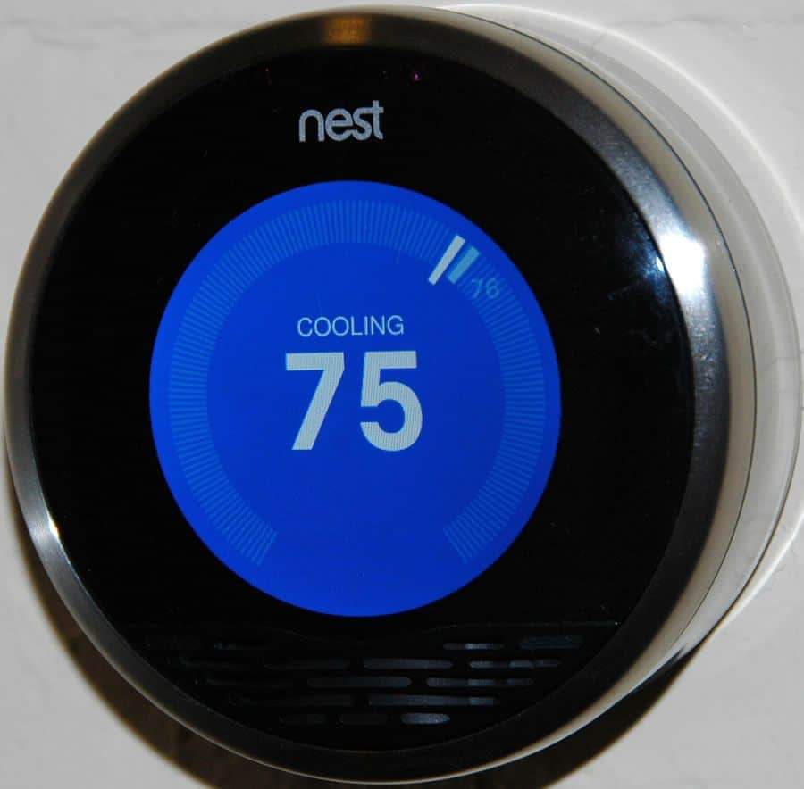 The Nest thermostat has a UI that is is made to feel invisible, not actually be invisible
