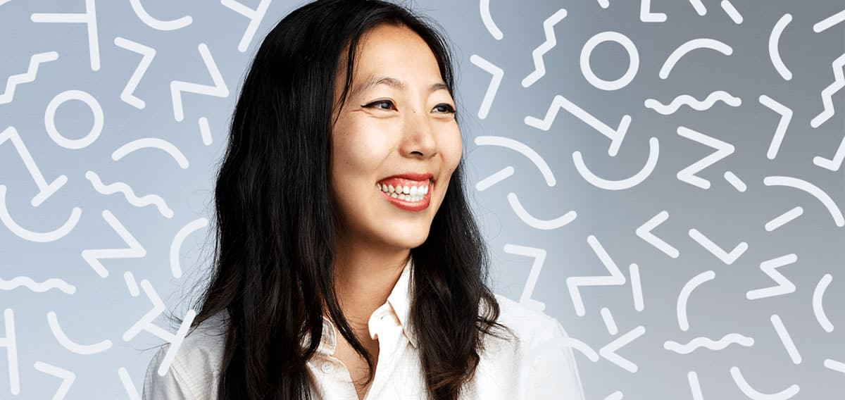 An image of Julie Zhuo, a top female designer