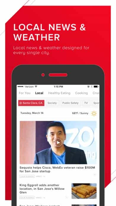 Camsurf: Free Random Video Chat App