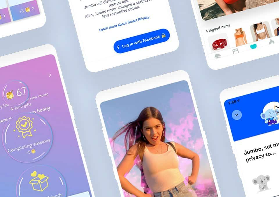 Top 5 Mobile App Designs of April 2019