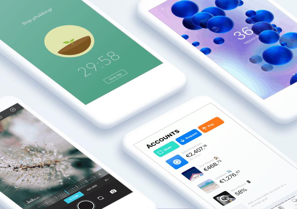 Top 5 Mobile App Designs of July 2019
